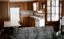 Deluxe Two Bedroom Lodges