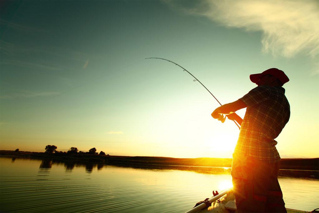 Fishing at Point View Resort