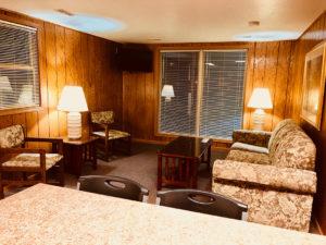 Two Bedroom Deluxe Cabin