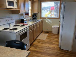 Three Bedroom Deluxe Cabin