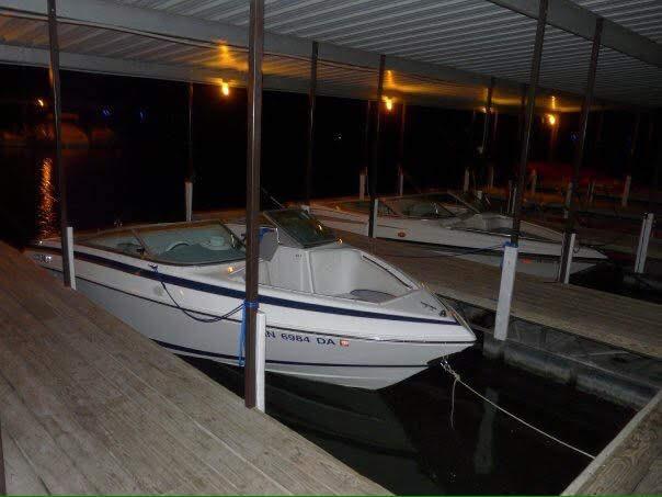 Boat in Dock